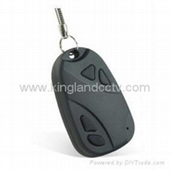 Spy Car Key Chain Camera