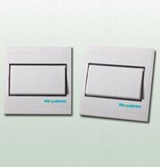 RF single button wireless switch