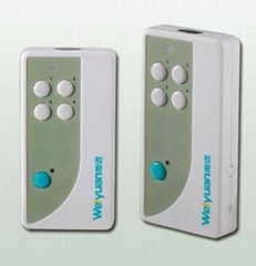RF 5-button remote control