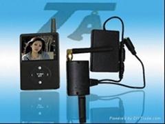Full-duplex wileless digital transceiver with unique manufacturing technique
