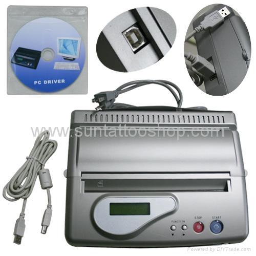 stencil transfer machine