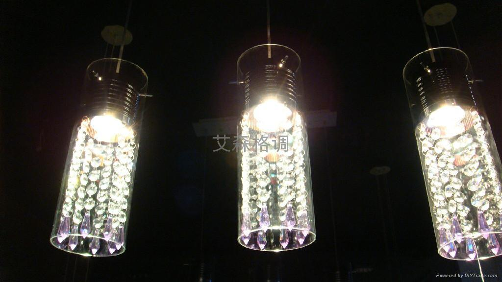 modern low voltage crystal lamps 800