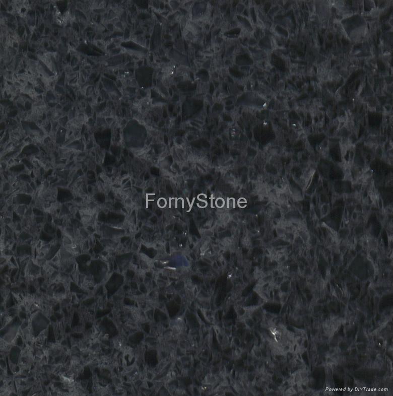 Engineered Quartz Countertop : engineered quartz stone(quartz countertop) - fornystone (China ...