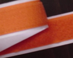 彩色粘扣帶背膠切片