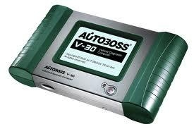 Autoboss V30---world-famous universal diagnosis