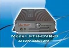 3G高清车载录像机