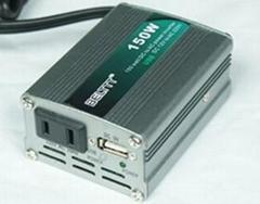 贝尔特牌12V24V各种功率带USB逆变器