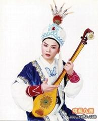 上海越剧院版沙漠王子道具西域琵琶