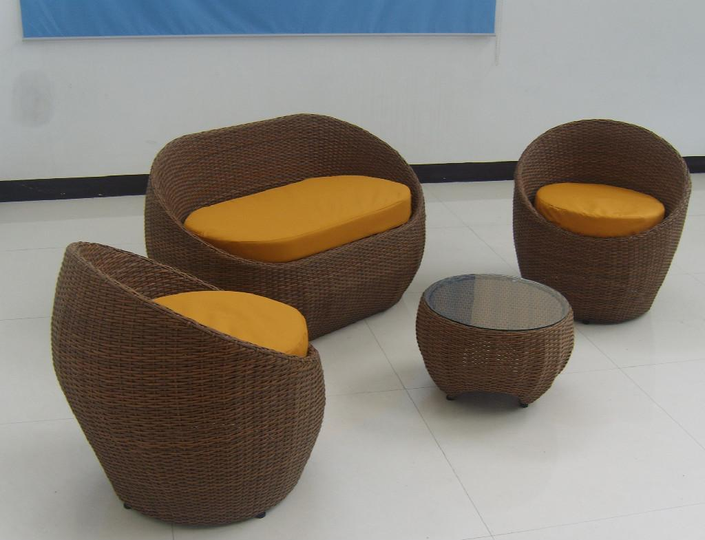 rattan dining room chairs - Walmart.com