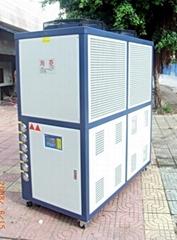 風冷冷凍機