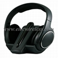 2.4G wireless TV headphones