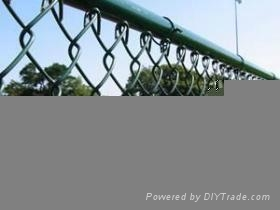 金属铁丝隔离墙 4