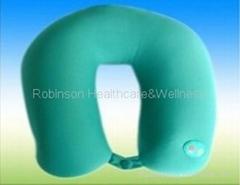 U-Shape neck comfortable massage pillow