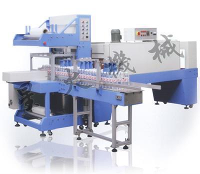 PE膜全自動整列收縮包裝機 1