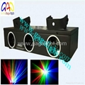B10RGB\3 Motor Step Laser light / stage lighting