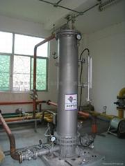 热水式气化器