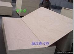 CARB E0 松木贴面家具板