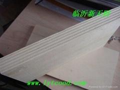 供应沙发内衬专用CARB 全杨木家具板