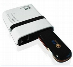 3G Mini Portable USB Wireless GSM HSUPA SIM Modem Router