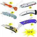 utility knife optional type to sell  5