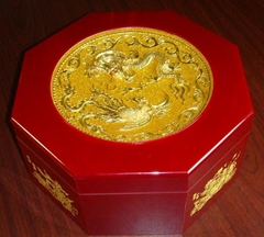 Luxurious Jewelry Box (Acrylic Material)