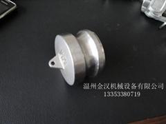不鏽鋼快速陽端堵頭DP型