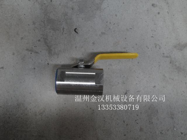 Q11F不鏽鋼廣式內螺紋球閥 1