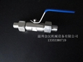 不鏽鋼Q21焊接式外螺紋球閥