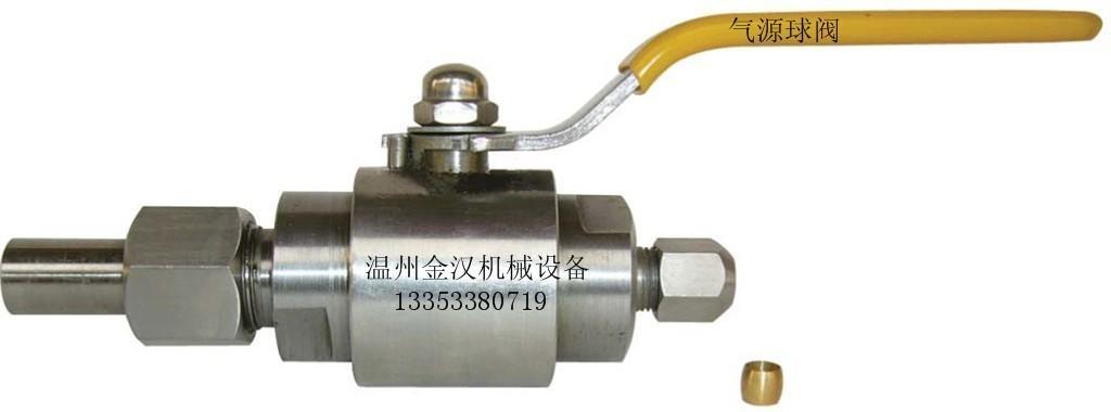 QG.M1壓力表球閥 3