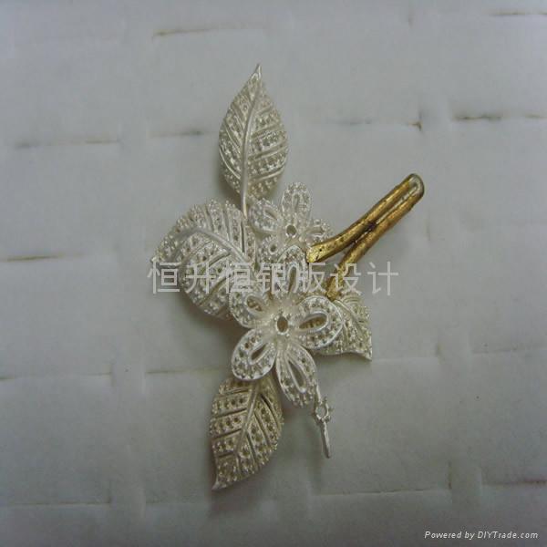 胶模珠宝模版 1
