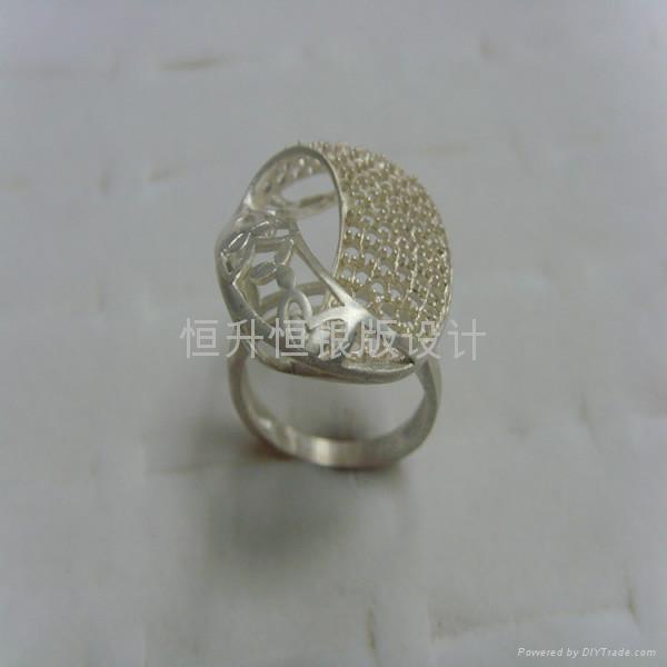 胶模珠宝模版 2