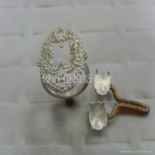 胶模珠宝模版 5