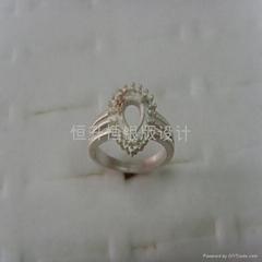 珠宝首饰模版设计