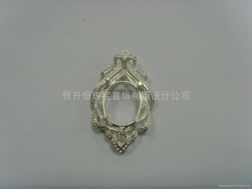 珠宝首饰制版 2