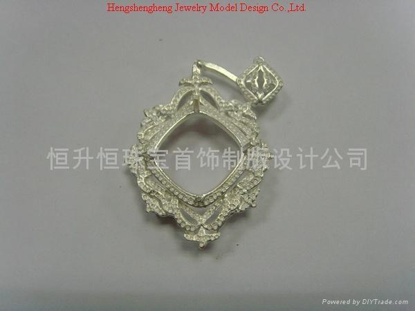 珠宝首饰制版 3