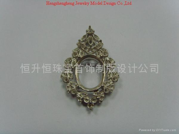 珠宝首饰制版 5