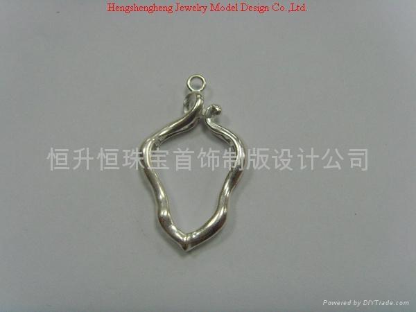 首饰制版CAD设计 1