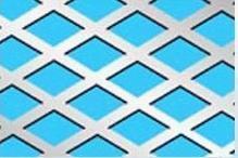 供应菱形冲孔网多种规格