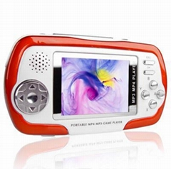 "2GB hot selling classical 2.5"" mp4 game player"
