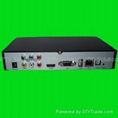 1080p HD Media IPTV Player