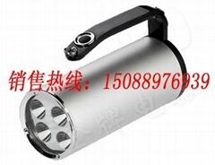 RJW7102手提式防爆探照燈