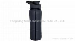Single-wall Stainless Steel Sports Bottle
