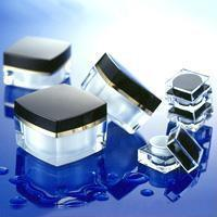 Cosmetic Plastic Packaging - Plastic Cream Jar 1