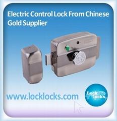 Electro-mechanical Lock