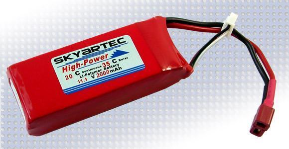 Skyfun RTF Brushless LI-PO  4
