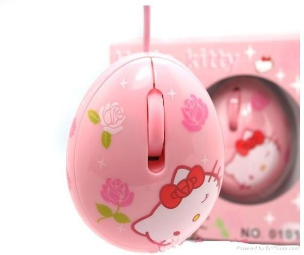 Hello Kitty Keyboard And Mouse Hello Kitty Mouse For