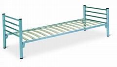 bunk steel bed frame- on promotion