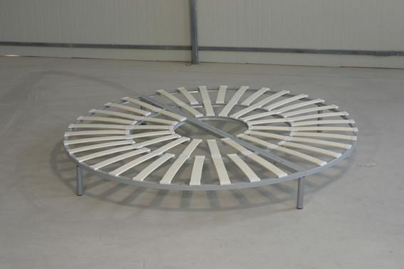Round Bed Frame Rb 1 Jinye China Manufacturer