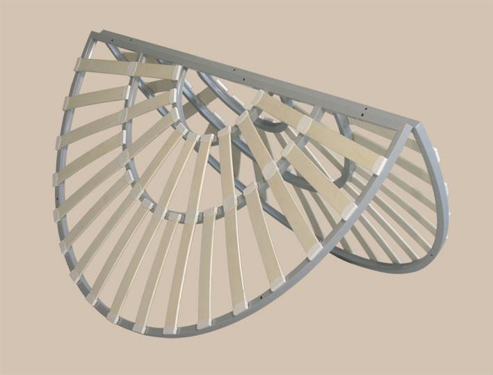 Round Bed Frame Rb 1 Jinye China Manufacturer Bedroom