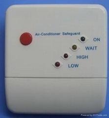 air conditioner safeguard